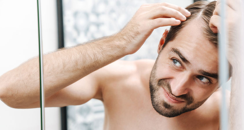 12 Ways for Men to Reduce Hair Loss