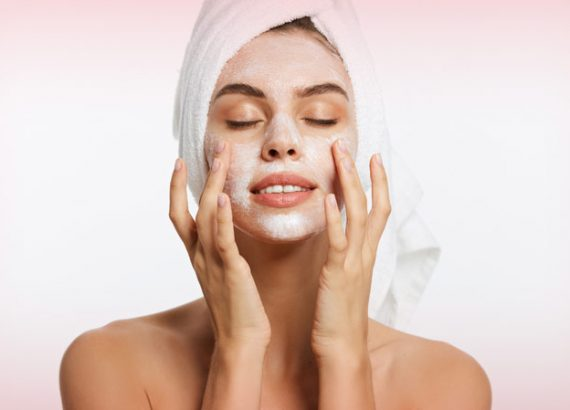 Basic Cleansing Skincare Routine