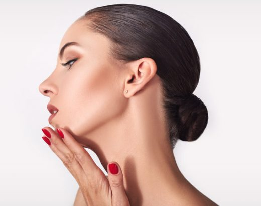 Contouring Easy Steps