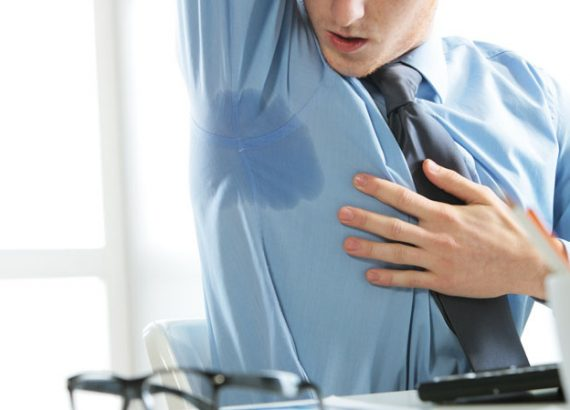 Control Sweating During Summer
