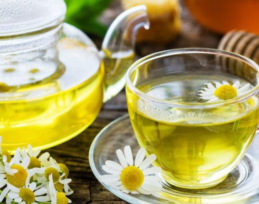 Drinking Chamomile Tea Benefits