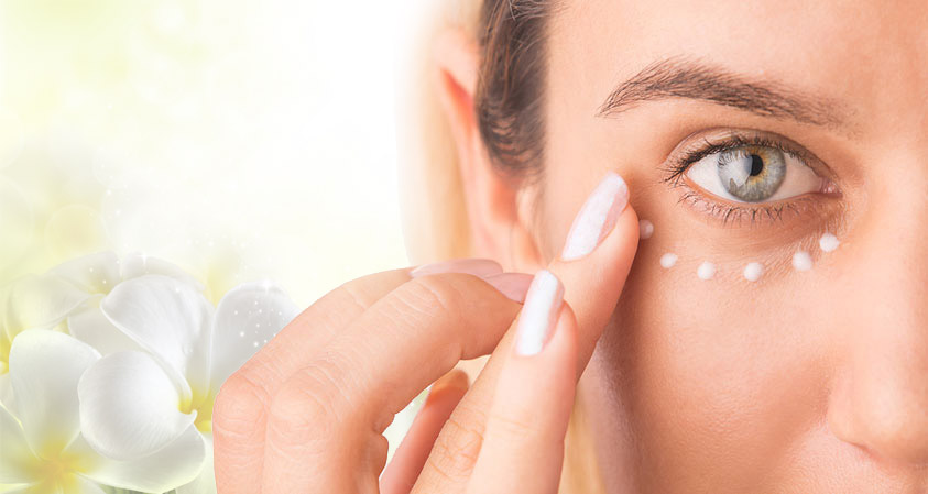 The Proper Way to Apply Eye Cream