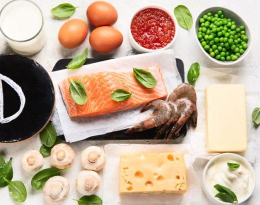 Vitamin D Rich Foods Diet